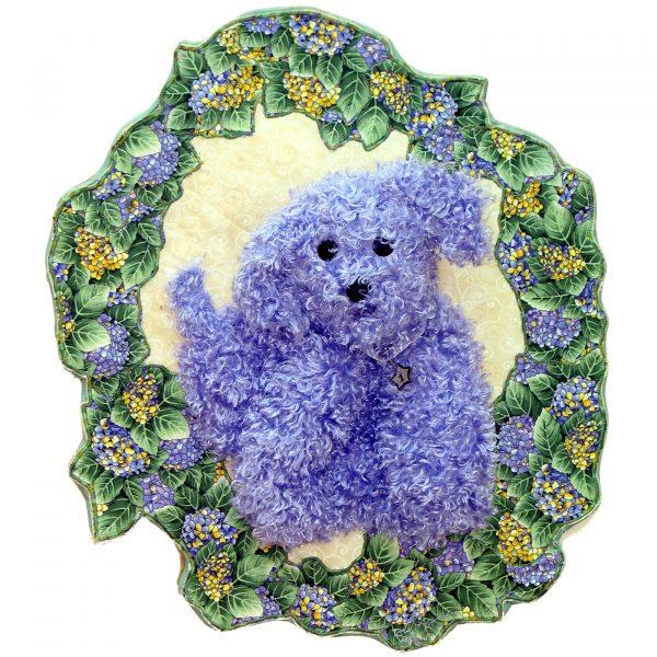 Purple Pooch