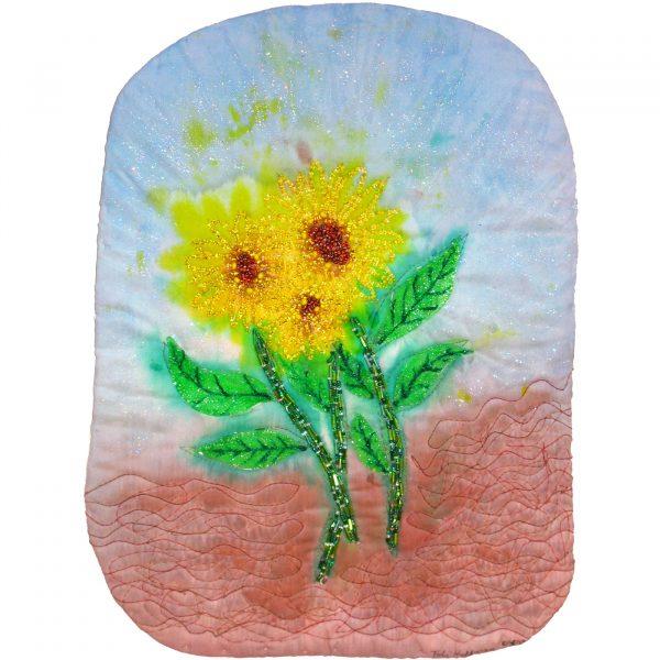 Sunflowers Outdoors